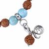 Bracelet-Mala-Cristal-de-roche,-Larimar-(Ouverture)-1