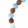 Bracelet-Mala-Cristal-de-roche,-Larimar-(Ouverture)-2