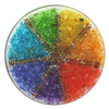 Sous-verre-Orgonite-7-Chakras-avec-symbole-Méditation