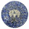 Sous-verre-Orgonite-Lapis-Lazuli-avec-symbole-Arbre-de-Vie-1