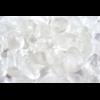 Pierre roulée - cristal de roche- lot de 3