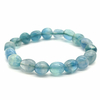 Bracelet-pierres-roulées-FluorineFluorite-bleue-1