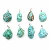 Pendentif-Turquoise-naturelle-du-Tibet-1