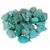 Pendentif Turquoise naturelle du Tibet