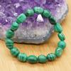 Bracelet-pierres-roulées-en-Malachite-naturelle-3