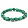Bracelet-pierres-roulées-en-Malachite-naturelle-1