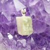 Pendentif-tourmaline-verte-brute-extra-bélière-argent-2