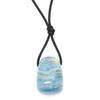 Pendentif-Aragonite-bleue-avec-cordon-3