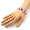Bracelet-square-Amour-et-sérénité-Quartz-rose-et-Améthyste-2