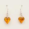 Boucles-d'oreilles-pendante-ambre-en-forme-de-coeur