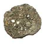 Pyrite naturelle de 50 à 100 gr en provenance du Pérou