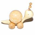 7751-boule-de-massage-2-cm-en-calcite-orange-support-escargot
