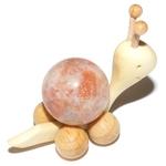 7756-boule-de-massage-2-cm-en-pierre-de-soleil-support-escargot
