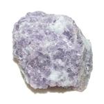 Lépidolite brute 30 à 40 mm