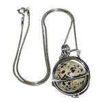 6299-pendentif-jaspe-dalmatien-boule-20mm-en-cage