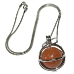 6289-pendentif-aventurine-orange-boule-20mm-en-cage