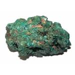 Dioptase brute 40 à 60 mm