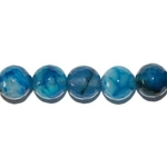 4921-perle-en-agate-bleue-facettee-boule-8-mm