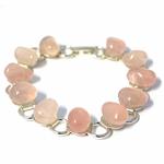 Bracelet-chaine-Quartz-rose-19cm-2