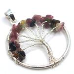 Pendentif-tourmaline-multicolor-arbre-de-vie-1