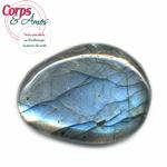 Pierre plate en Labradorite (Spectrolite) Extra