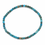 Bracelet-apatite-bleue-boules-4mm