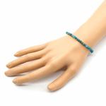 Bracelet-apatite-bleue-boules-4mm-3