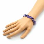 Bracelet-pierres-roulées-en-sugilite-1