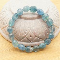 bracelet-pierres-roulees-fluorinefluorite-bleue-3