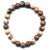 Bracelet-jaspe-bréchique-boules-8mm