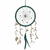 Dreamcatcher-Naturel-perles-en-onyx-grand-modème-Noir