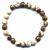 Bracelet-jaspe-brun-boules-8mm