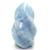 Pièce-unique-Calcite-bleue-forme-flamme-1,42Kg-3