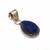 Pendentif-lapis-lazuli-goutte-en-argent-1