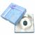 Pendentif-argent-Apatite-bleue-avec-chainette-argent