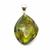 PIèce-unique-pendentif-ambre-verte-1