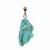 Pendentif-Turquoise-naturelle-du-Tibet-3