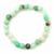 Bracelet-pierres-roulées-Chrysoprase