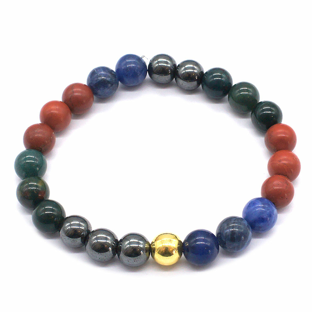 bracelet dompter l 39 anxi t lithoth rapie bracelets. Black Bedroom Furniture Sets. Home Design Ideas