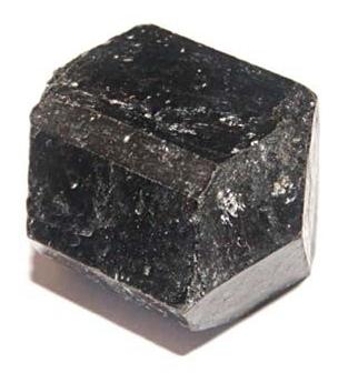 tourmaline noire biterminée