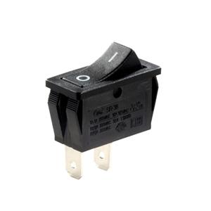 Interrupteur à bascule rectangulaire marqué o - (On-Off)