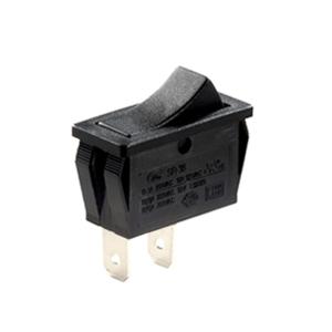 Interrupteur à bascule rectangulaire On-Off (sans marquage)