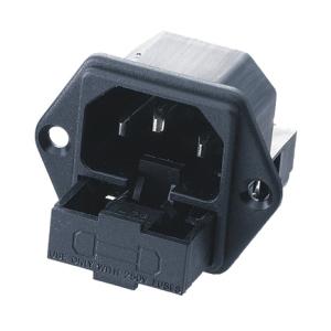 connecteur C14 à visser fusible