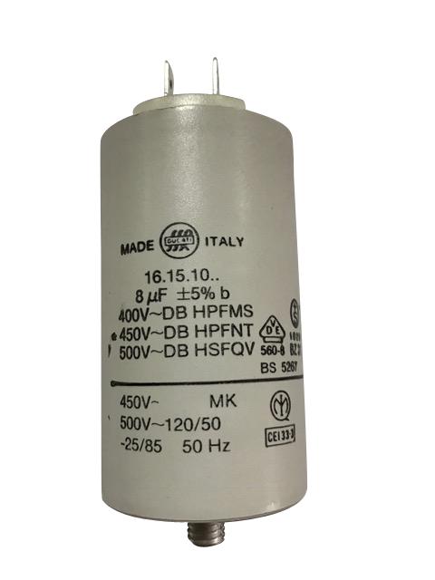condensateur 8uf