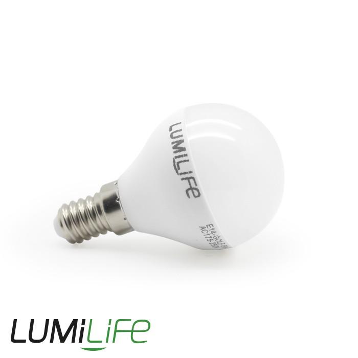 Ampoule E14 LED 5W 5000K