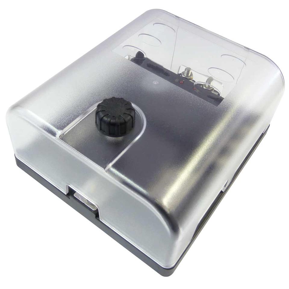 Boîte à fusibles type lame ATC  marine 2x30A 32VDC