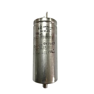 condensateur 18µF Ducati 163343