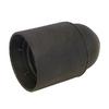 Douille E27 bakélite lisse noir