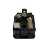 Connecteur IEC C14 porte-fusible 6.3 verso