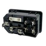 connecteur IEC interrupteur 0717-1S-12N arrière